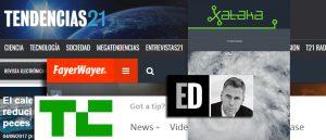 Los 5 mejores blogs de tecnología